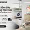 Sử dụng thẻ HDBank, giảm giá lên đến 50% sản phẩm Samsung