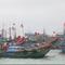 Sà lan chìm, 13 người đang trôi dạt trên vùng biển nguy hiểm ở Lý Sơn