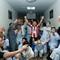 Bệnh nhân, bệnh viện cháy hết mình với U23 Việt Nam