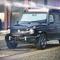 Cận cảnh xe chống đạn 'hầm hố' Mercedes-Benz G-Class Brabus
