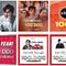 Các kênh YouTube nổi bật của Yeah1 đầu năm 2020