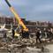 Video: Nổ lớn phá hủy toàn bộ trung tâm thương mại ở Nga