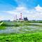 EVNGENCO1: Màu xanh trên các bãi thu xỉ nhiệt điện