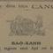 Chân chất tin quảng cáo trên báo chí thuở xưa