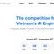 Tổ chức cuộc thi phát triển AI cho người Việt