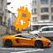 Đã có người mua được siêu xe bằng tiền số bitcoin