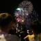 Video: Xem màn bắn pháo hoa đẹp mắt mừng Quốc khánh 2-9