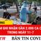 Video: Bản tin dịch COVID-19 tại Việt Nam sáng 12-7