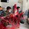 Video: Bộ đội làm lồng đèn trung thu tặng trẻ em trong mùa dịch ở TP.HCM