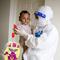 Video: Trung thu đặc biệt của hơn 300 trẻ em mắc COVID-19 ở BV dã chiến số 7