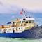 Tàu chở hơn 200 khách ra Phú Quý gặp sự cố trên biển