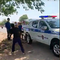 Bị CSGT dừng xe, tài xế cởi áo 'đại náo' QL1