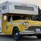 Chiếc mobihome độc đáo làm từ xe taxi những năm 1960