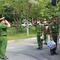 Trường ĐH Cảnh sát nhân dân chi viện 50 người cho TP Thủ Đức chống dịch