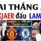 Đại chiến MU - Chelsea từ vị trí Soljkaier và Lampard