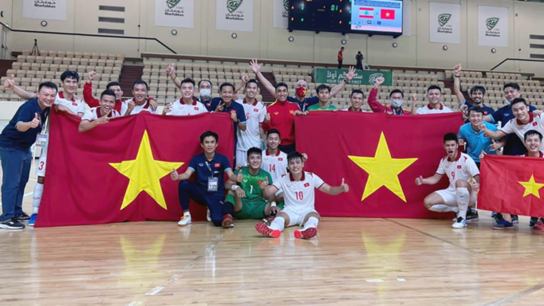 Futsal Việt Nam được AFC ca ngợi gì?