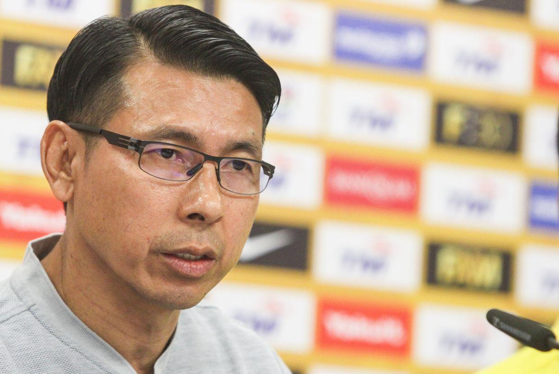 Cha của HLV tuyển Malaysia vừa qua đời