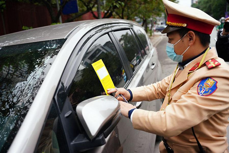 Điều kiện hoãn nộp tiền phạt vi phạm giao thông