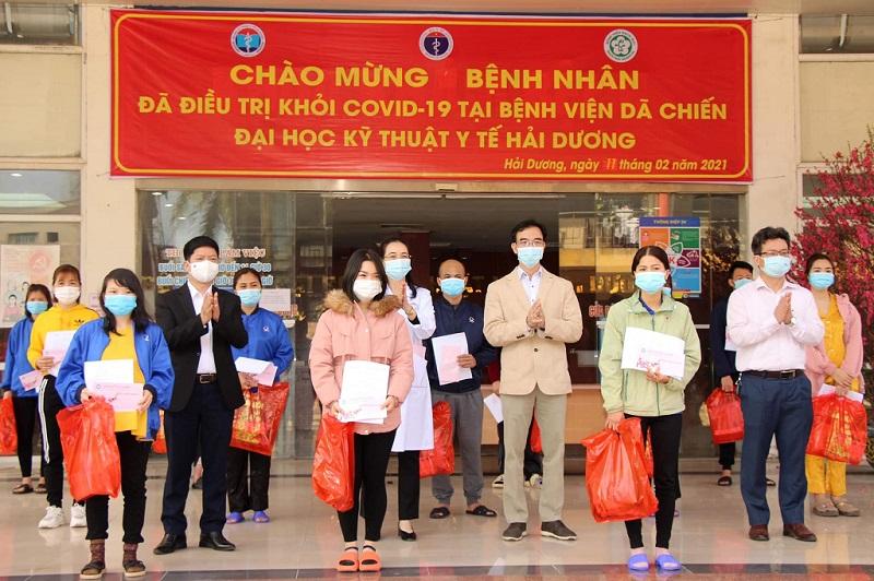 Tin vui ngày 30 Tết: 27 ca COVID-19 được công bố khỏi bệnh