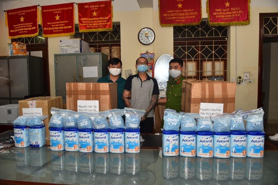 Hàng trăm kg ma túy 'trộn' trong sữa, chuyển từ châu Âu về Việt Nam
