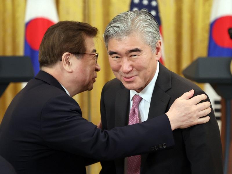 Đặc phái viên của ông Biden sẽ dự họp 3 bên Mỹ-Nhật-Hàn Quốc về Triều Tiên