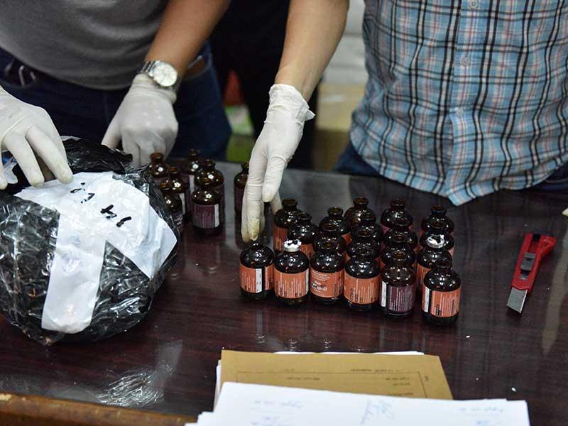 Cảnh báo: Dễ dàng sản xuất ma túy từ thuốc thú y | An ninh trật tự | PLO