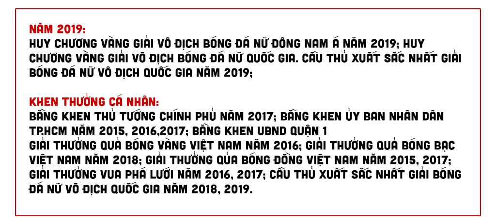 Nữ cầu thủ Huỳnh Như: Bóng đá là tình yêu của tôi - ảnh 8