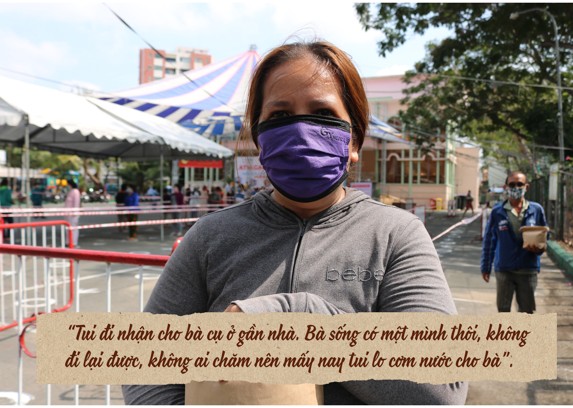 Đi qua mùa dịch: Người Sài Gòn đúng thật 'tánh kỳ' - ảnh 5