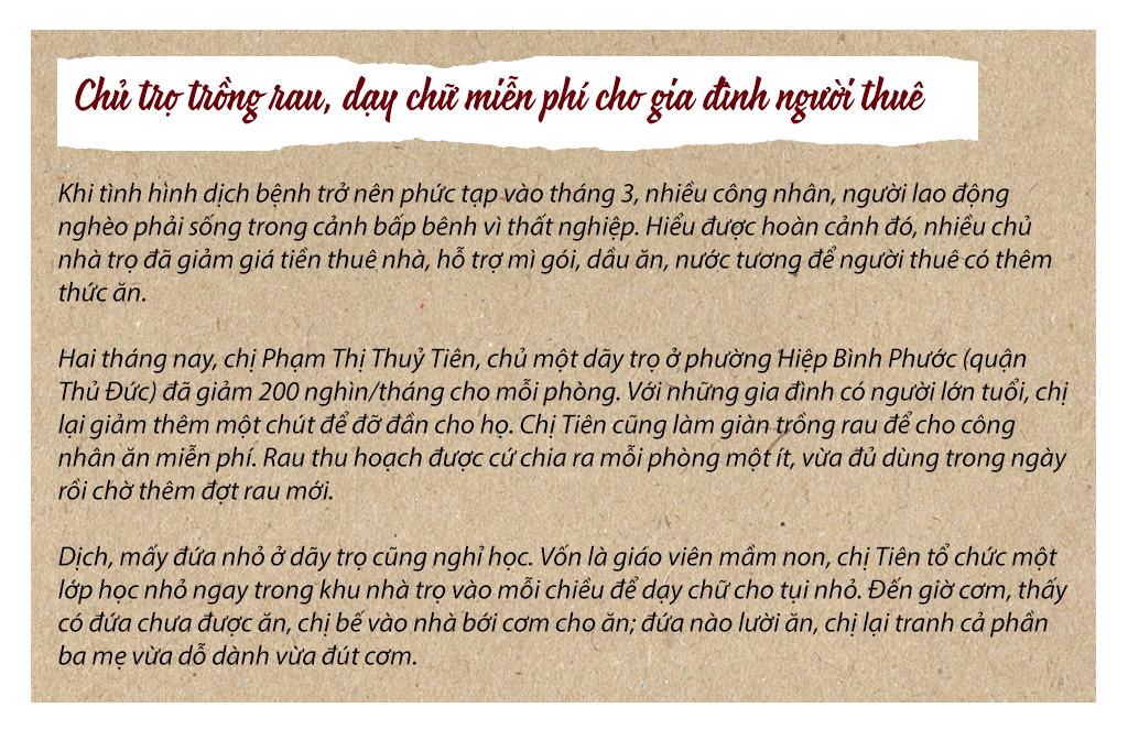 Đi qua mùa dịch: Người Sài Gòn đúng thật 'tánh kỳ' - ảnh 22