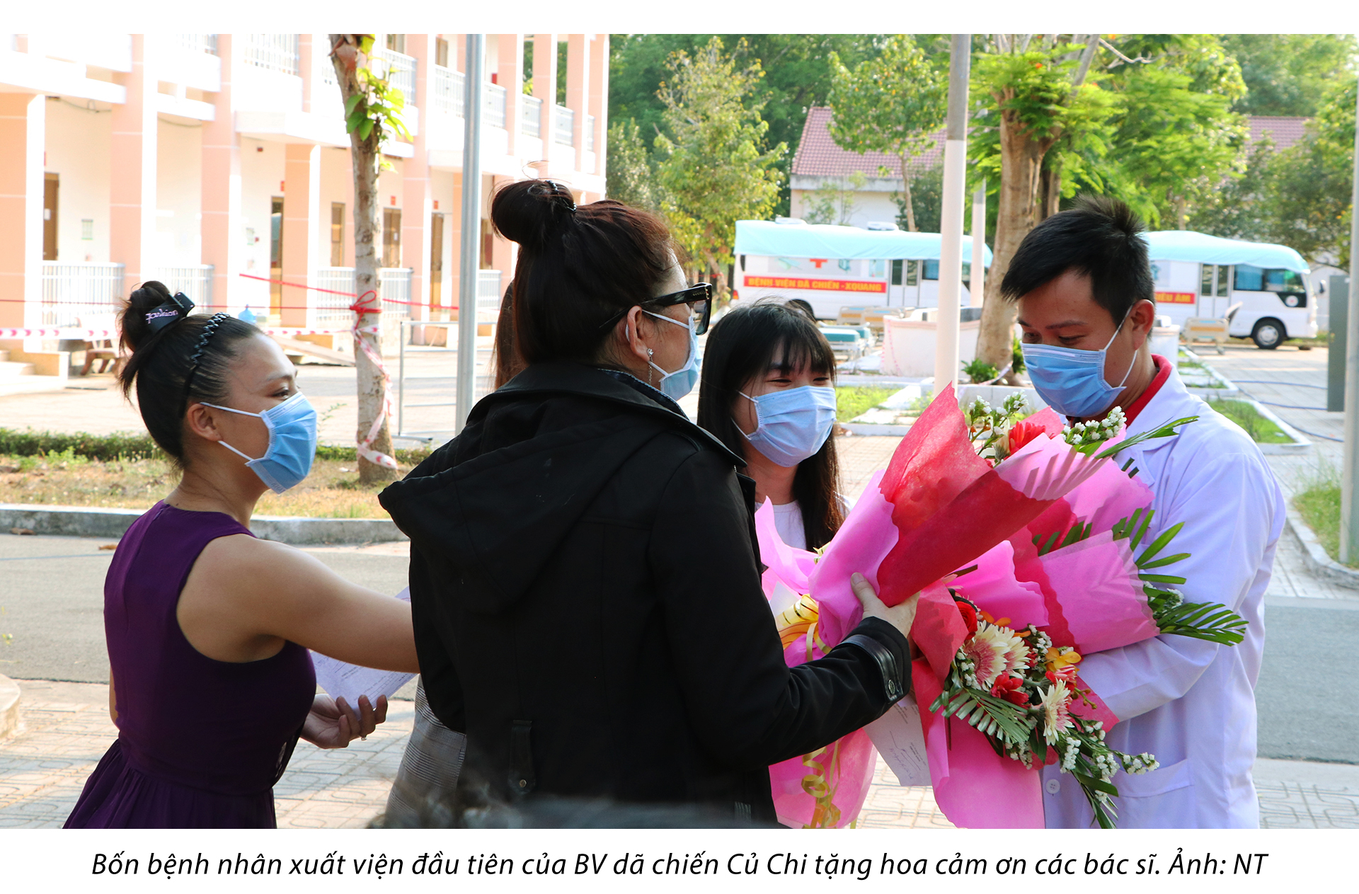 Bệnh viện dã chiến Củ Chi: Những ngày không quên - ảnh 9