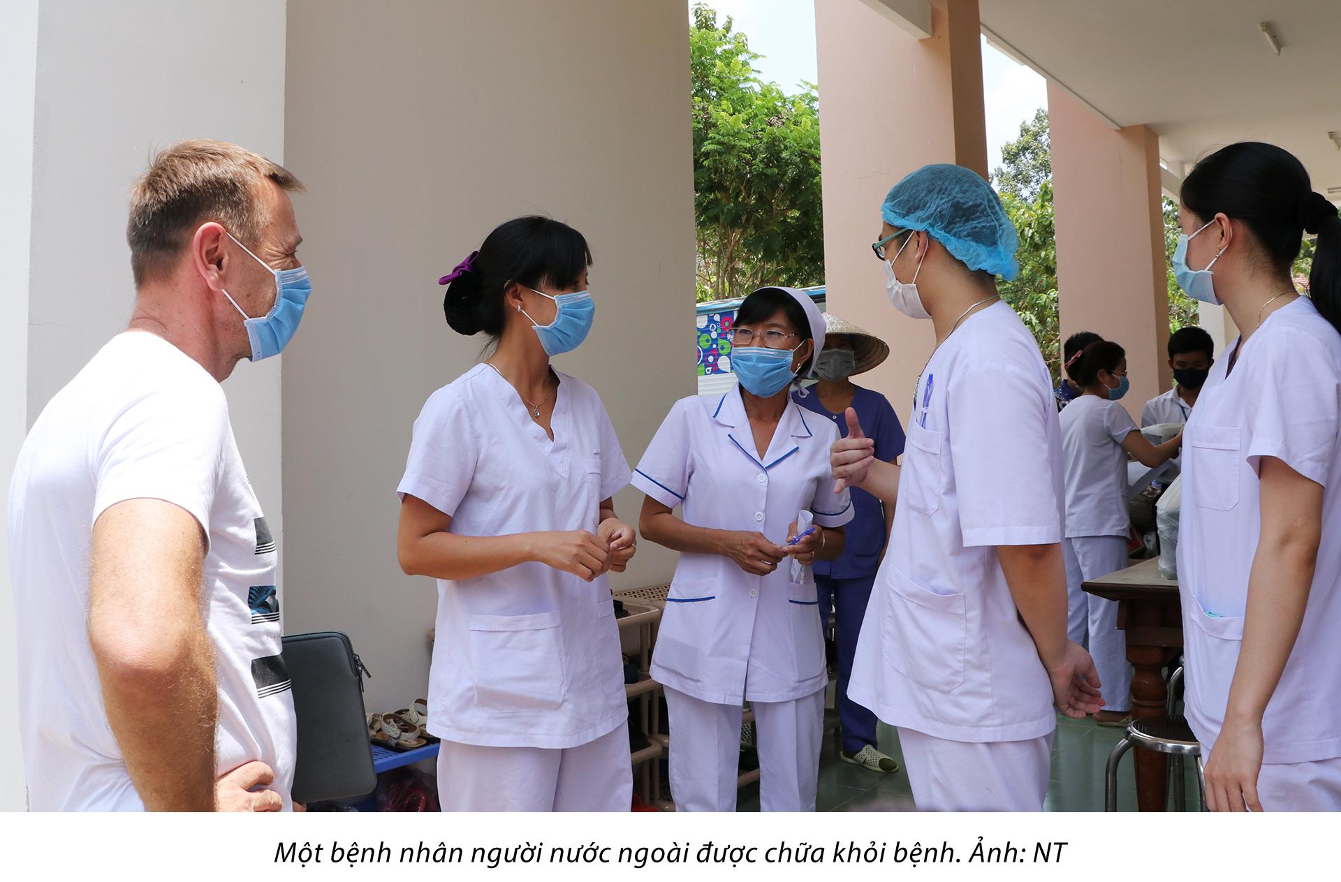 Bệnh viện dã chiến Củ Chi: Những ngày không quên - ảnh 10