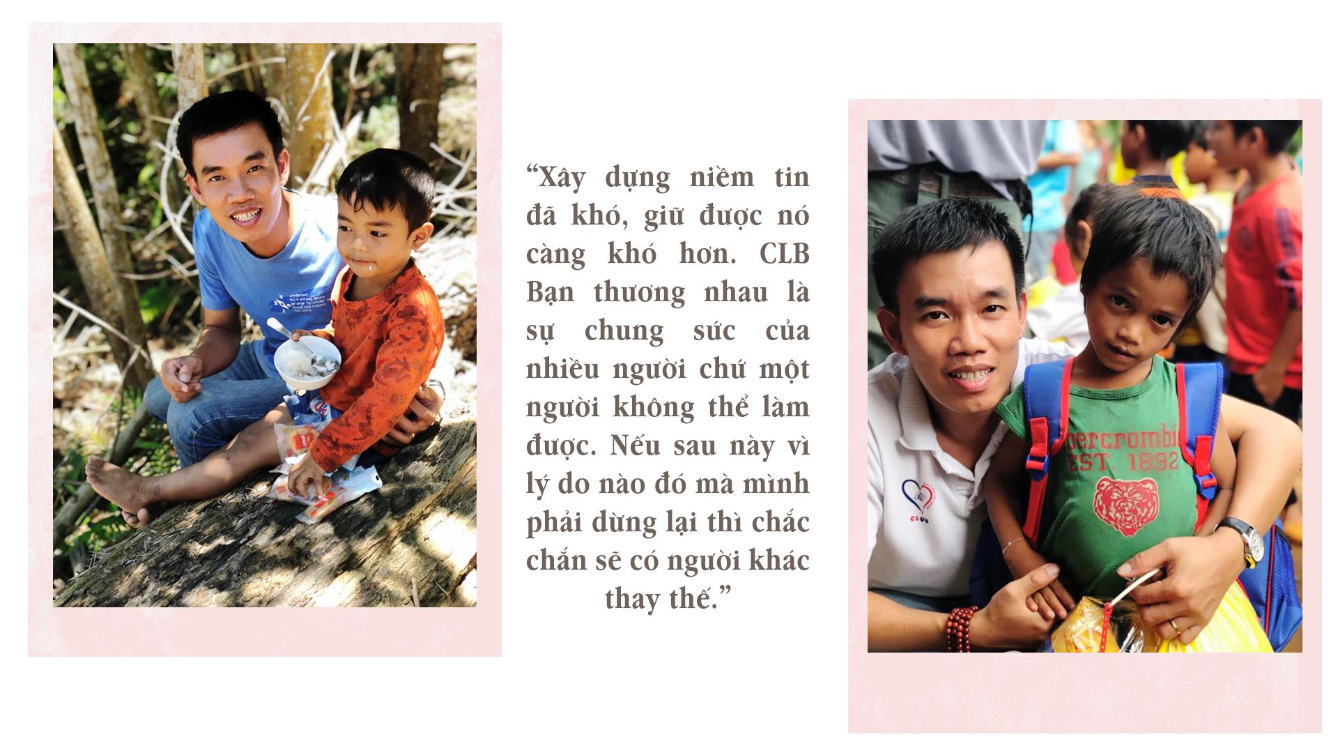 Chàng kỹ sư 10 năm lên núi vận động xây trường cho trẻ - ảnh 10