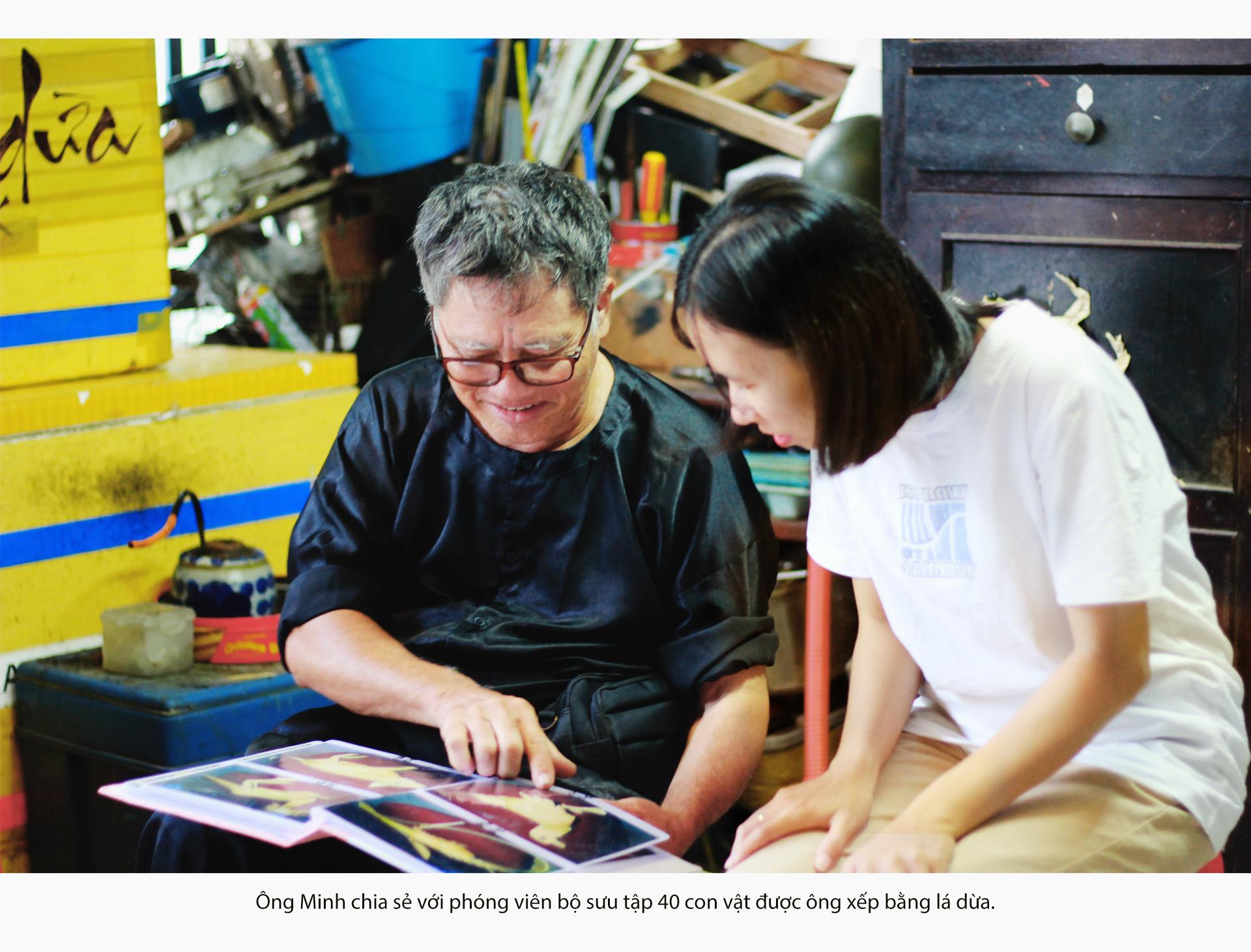 Họa sĩ già bán cào cào chở tuổi thơ đi khắp Sài Gòn - ảnh 17