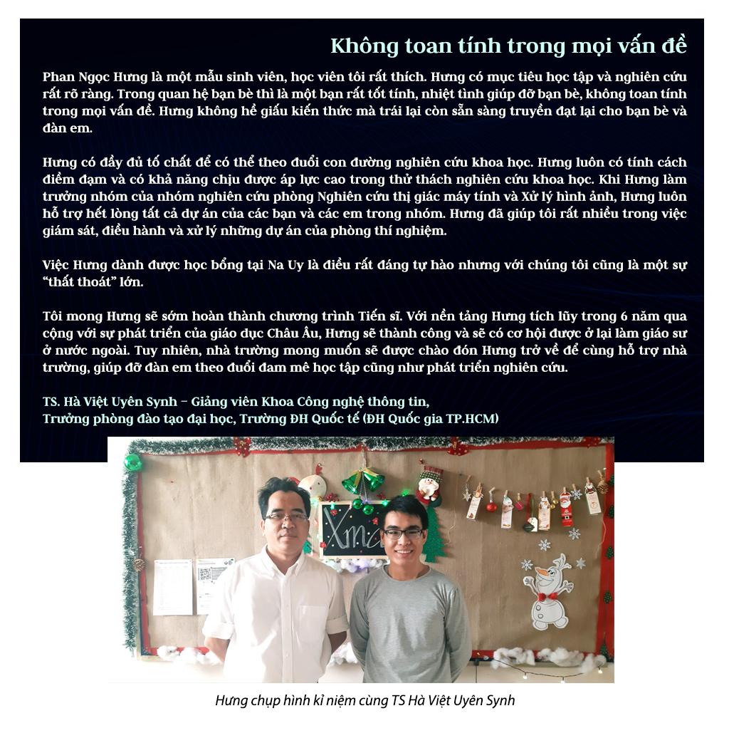 Nam thủ khoa và khát vọng 'người Việt dùng công nghệ Việt' - ảnh 11