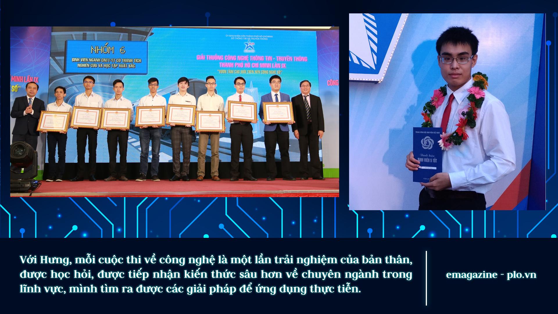 Nam thủ khoa và khát vọng 'người Việt dùng công nghệ Việt' - ảnh 5