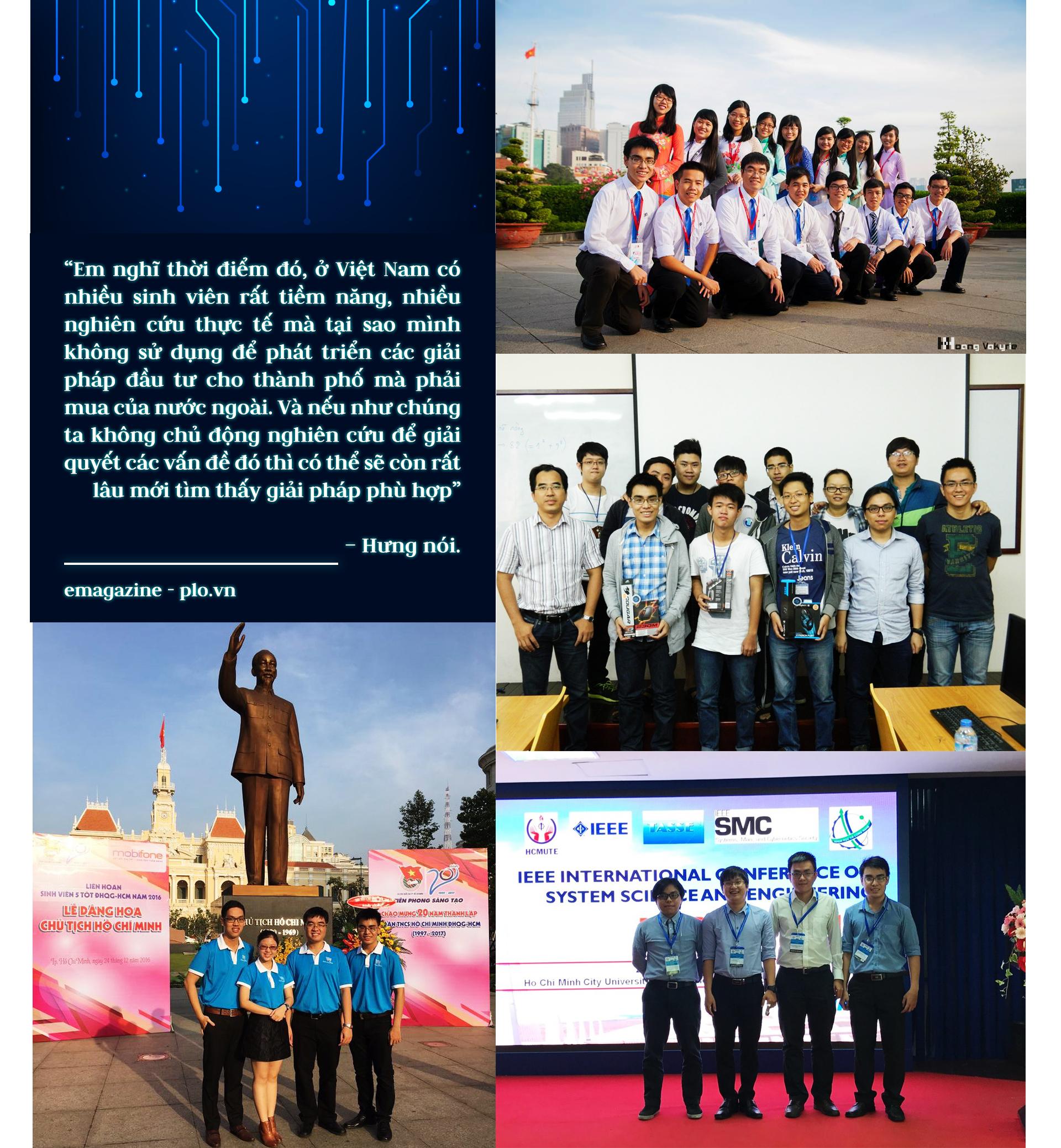 Nam thủ khoa và khát vọng 'người Việt dùng công nghệ Việt' - ảnh 10