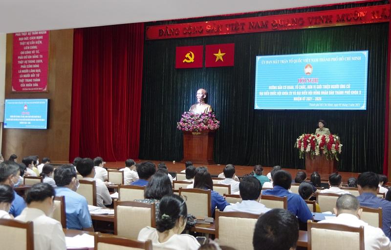 Người ứng cử ĐBQH phải ghi rõ: Chỉ có một quốc tịch Việt Nam