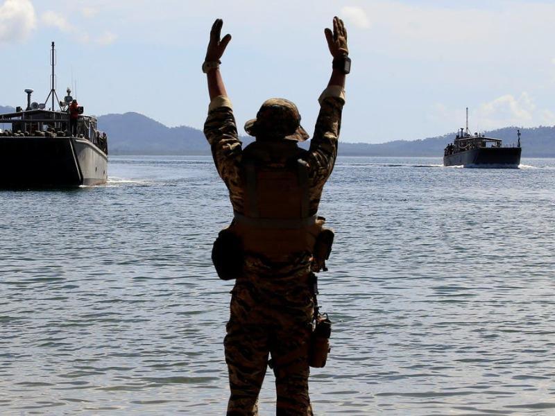 Mỹ, Philippines bắt đầu đợt tập trận kéo dài 2 tuần
