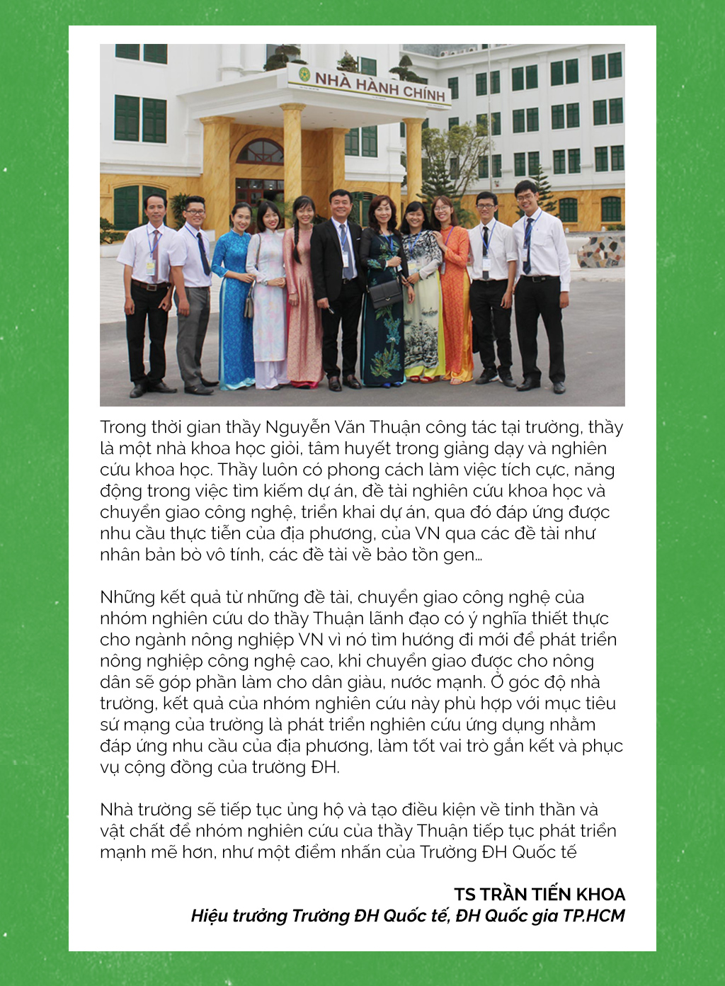 Hành trình 'phải về thôi' của Giáo sư Nguyễn Văn Thuận - ảnh 9