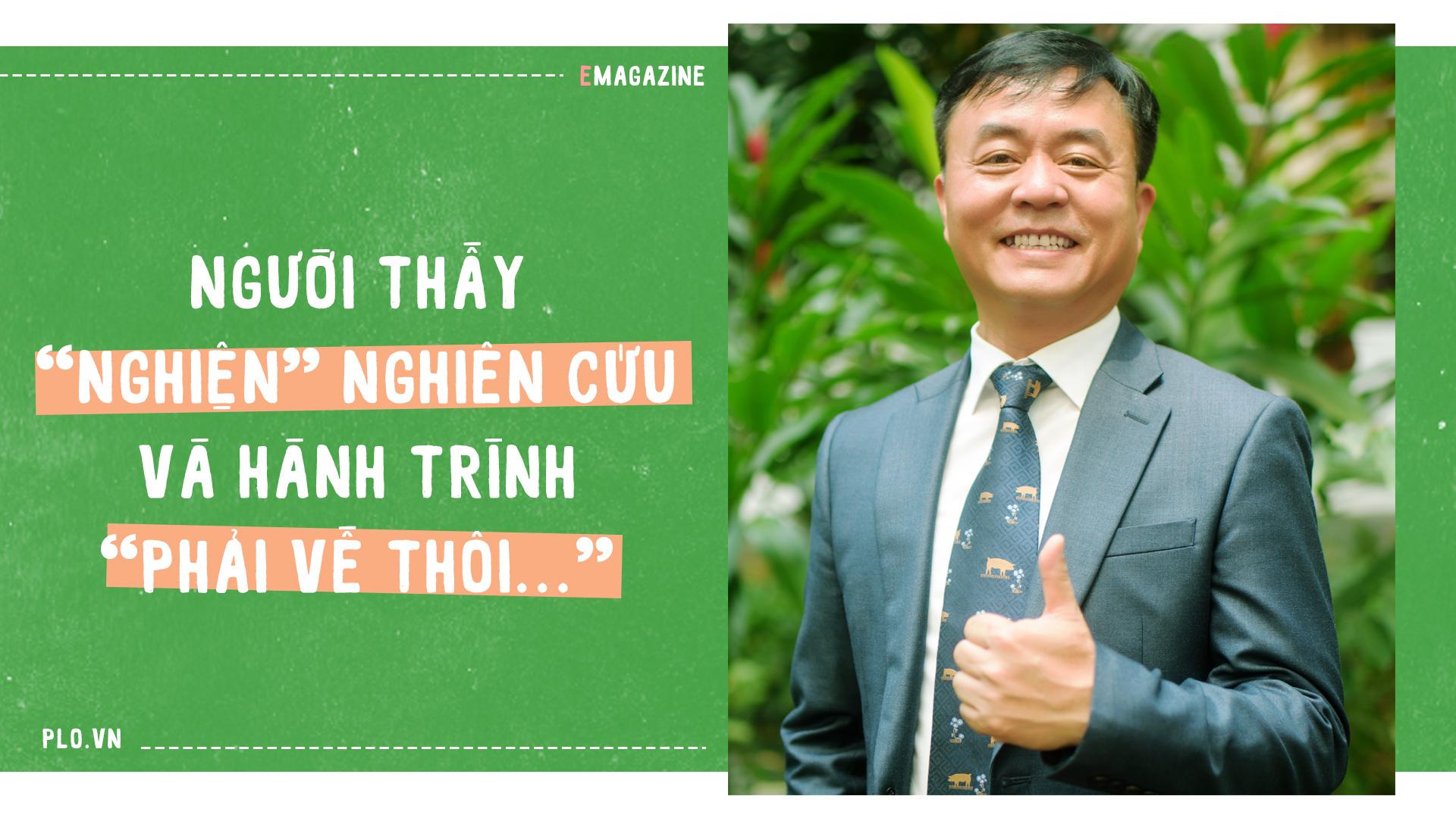 Hành trình 'phải về thôi' của Giáo sư Nguyễn Văn Thuận