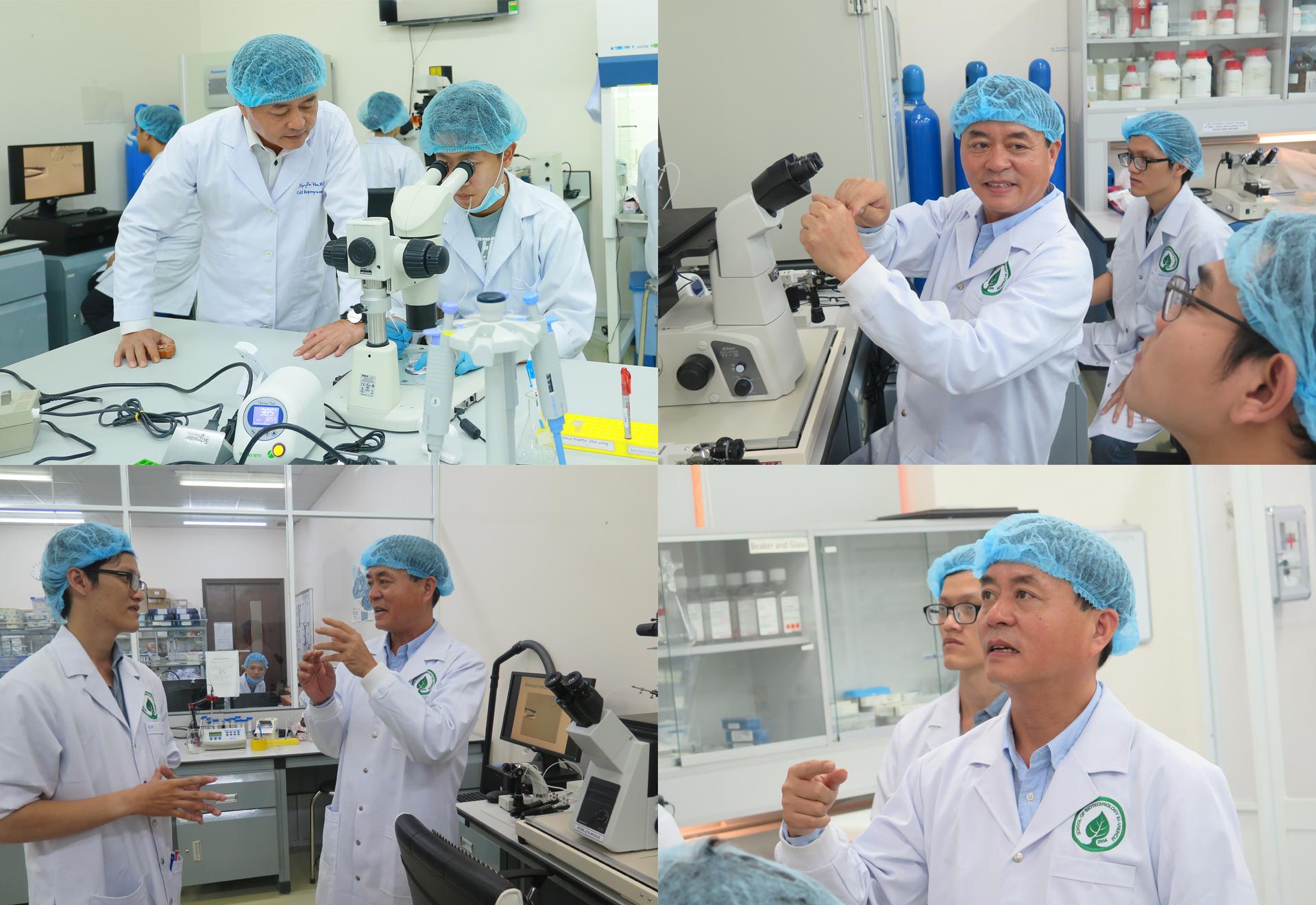 Hành trình 'phải về thôi' của Giáo sư Nguyễn Văn Thuận - ảnh 1