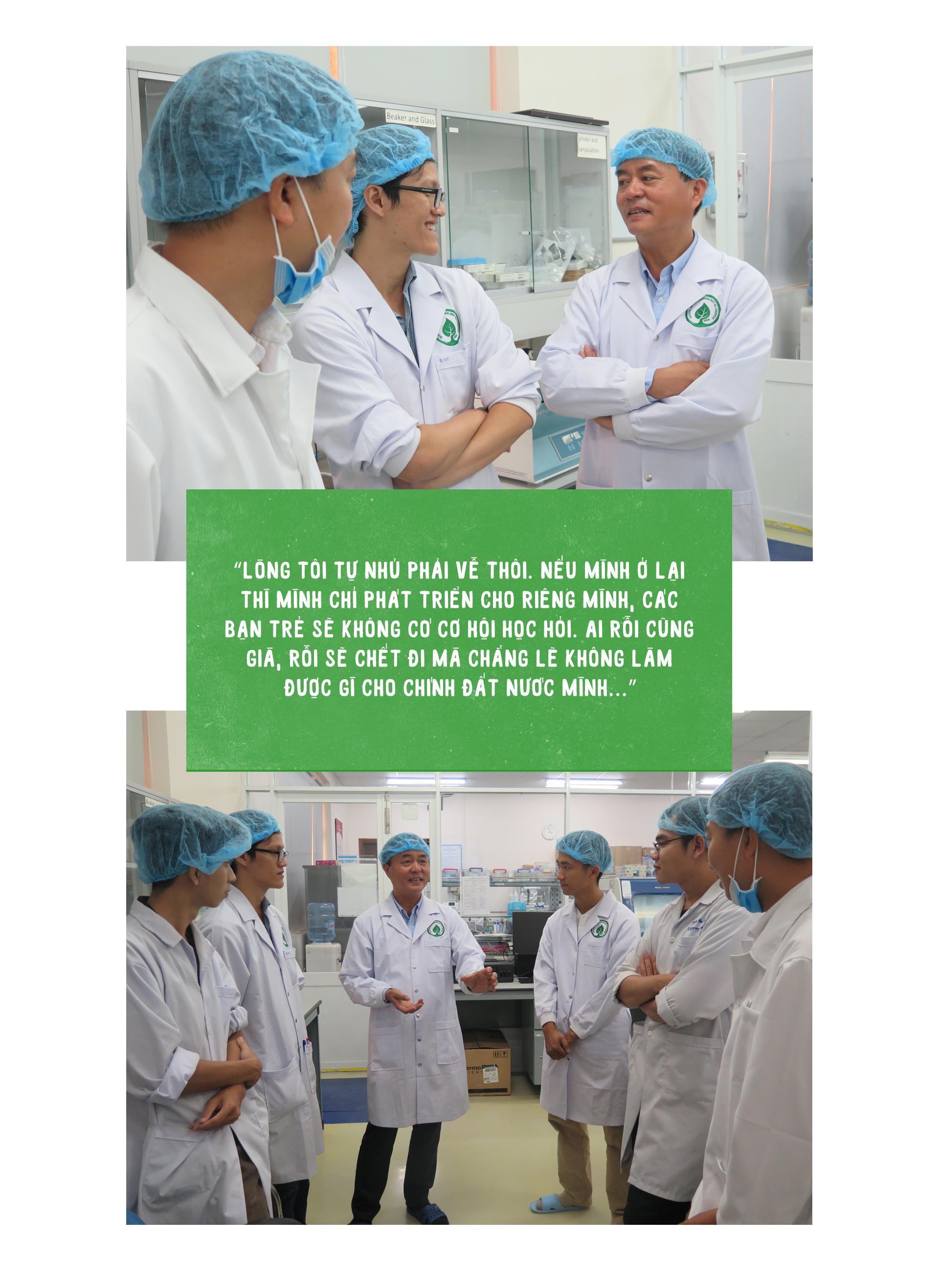 Hành trình 'phải về thôi' của Giáo sư Nguyễn Văn Thuận - ảnh 5