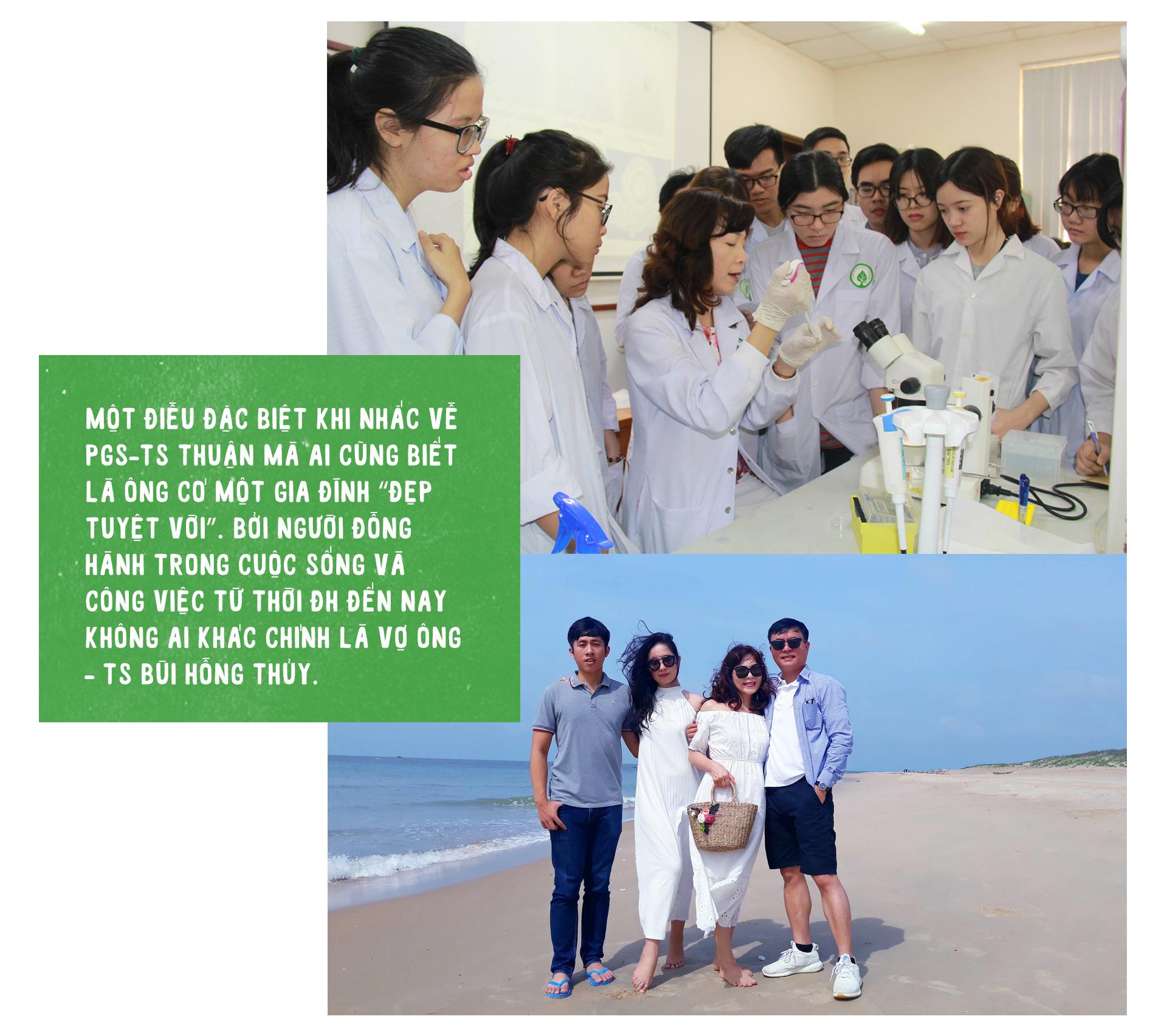 Hành trình 'phải về thôi' của Giáo sư Nguyễn Văn Thuận - ảnh 8