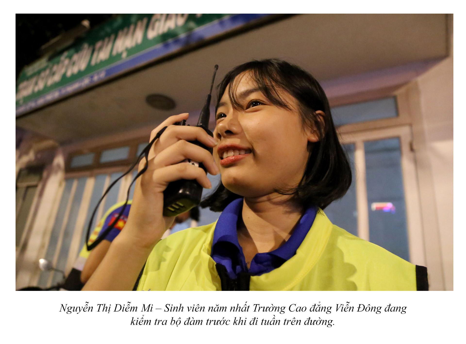 Biệt đội cứu hộ xuyên đêm miễn phí ở Sài Gòn - ảnh 8