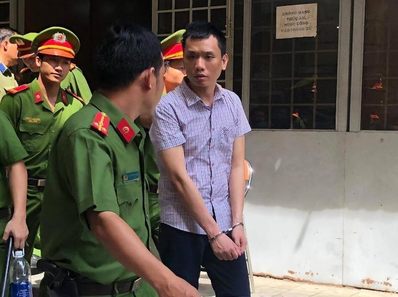 1 cựu cán bộ công an hầu tòa về tội gián điệp   Pháp luật   PLO