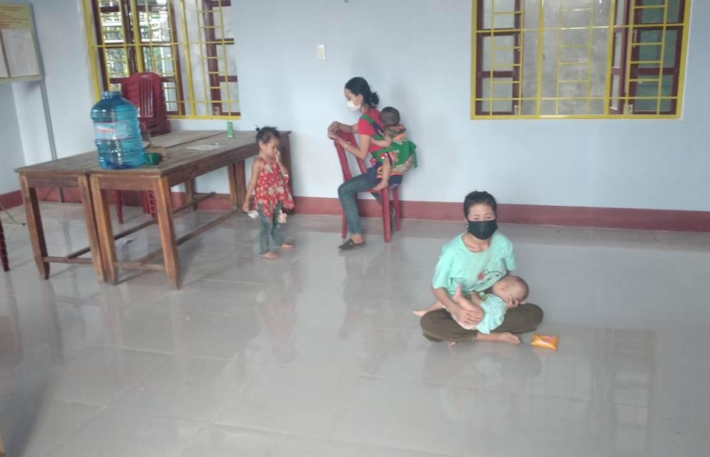 Chạy xe máy từ Đồng Nai về Nghệ An 'bỏ quên' vợ và 2 con nhỏ dọc đường |  Thời sự | PLO