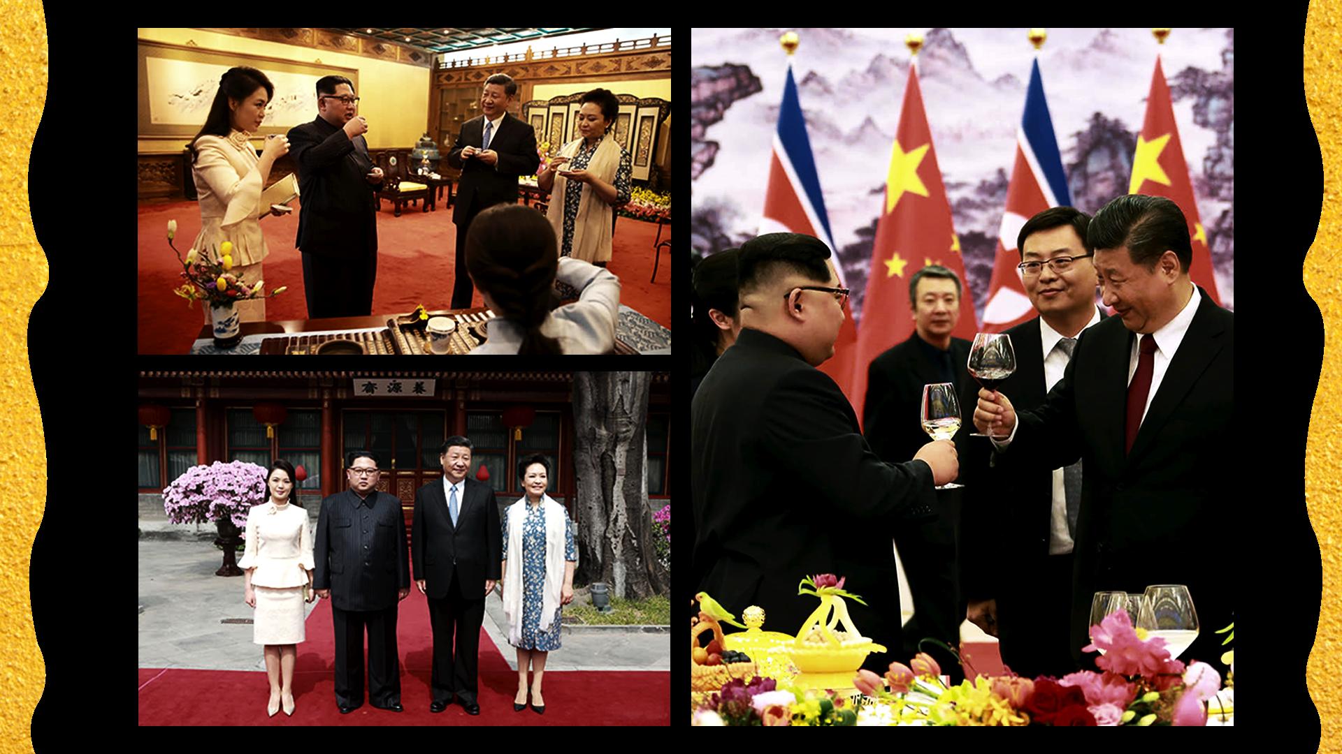 Triều Tiên và 'ván cờ' lớn giữa Mỹ - Trung Quốc - ảnh 4