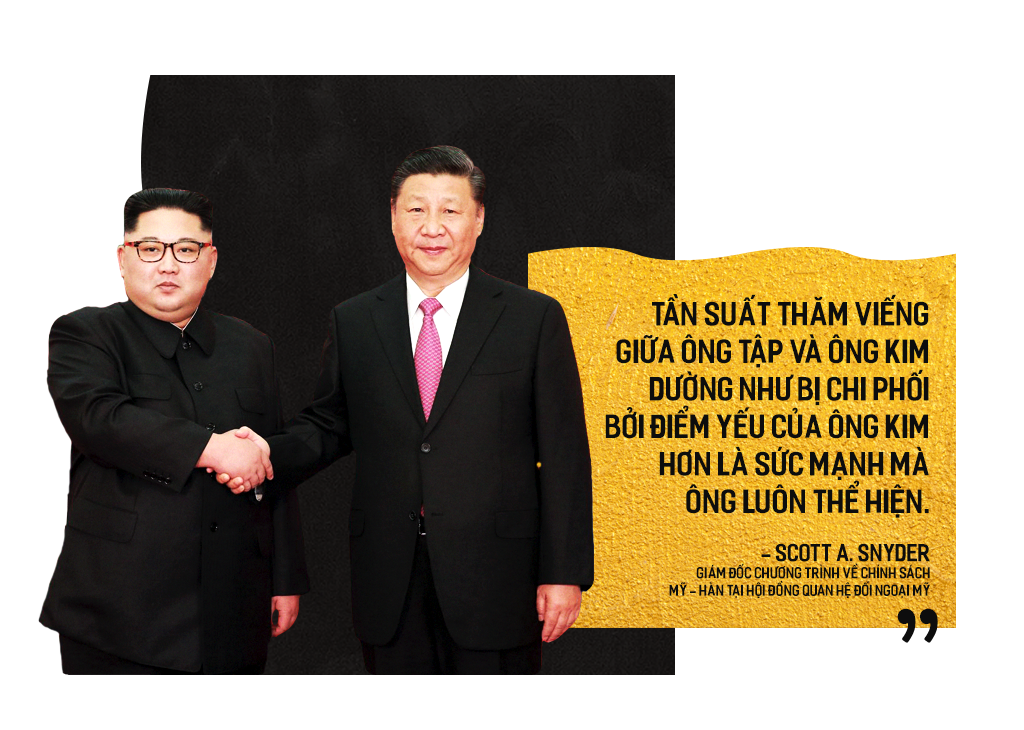 Triều Tiên và 'ván cờ' lớn giữa Mỹ - Trung Quốc - ảnh 7