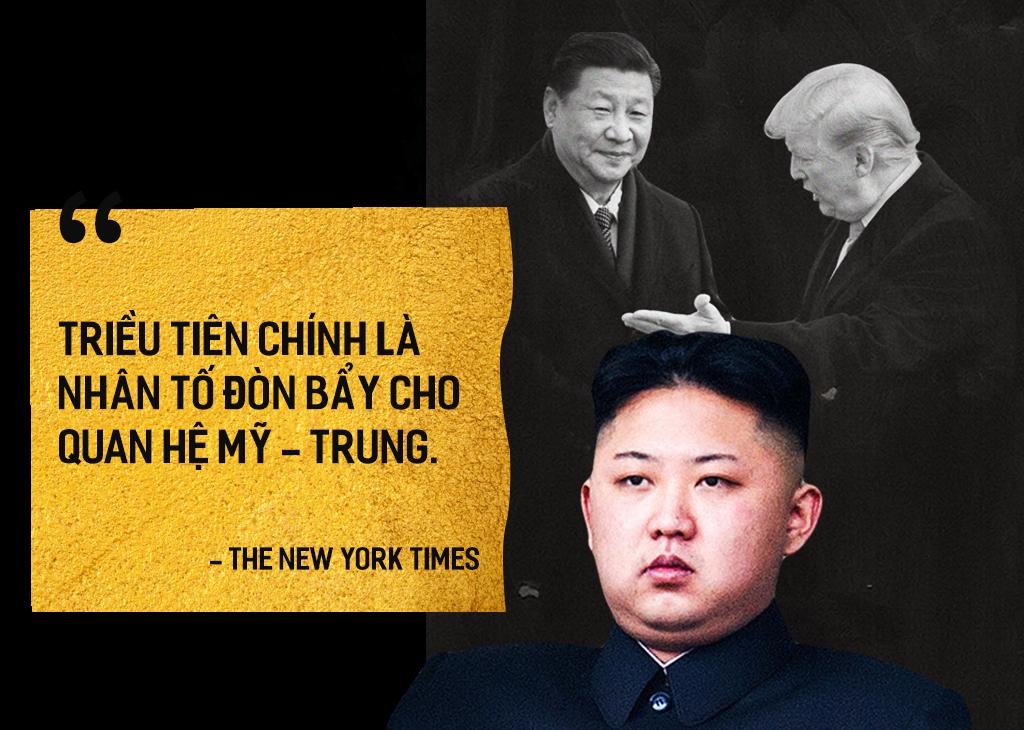 Triều Tiên và 'ván cờ' lớn giữa Mỹ - Trung Quốc - ảnh 2