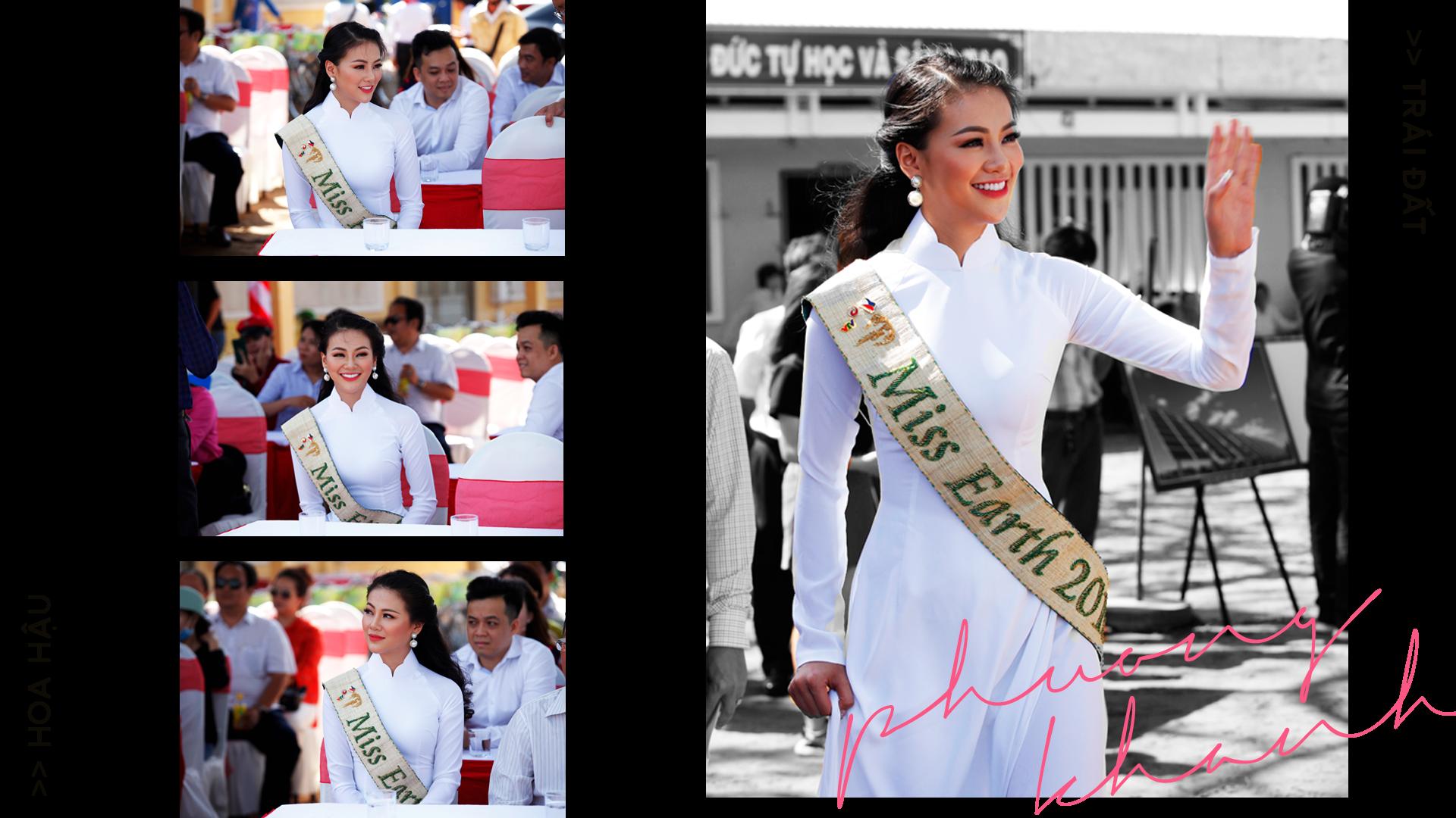 Trò chuyện cuối năm cùng Hoa hậu Trái đất Phương Khánh - ảnh 2